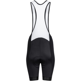 Isadore Gravel Bib Shorts Women, noir